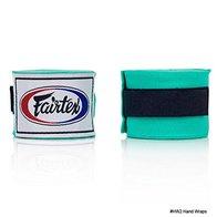 Fairtex HW2 - Muay de Boxeo DE 4,5 m, Elástico, Color Verde Menta