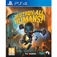 Destroy All Humans - PS4
