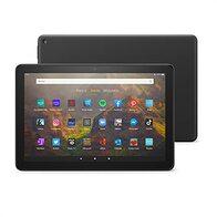 Te presentamos el tablet Fire HD 10 | 10,1'' (25,6 cm), Full HD 1080p, 32 GB, color negro, con publicidad