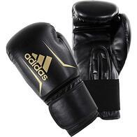 adidas Guantes de Boxeo para Hombre y Mujer y niños, Entrenamiento de Gimnasio, 4 onzas, 6 onzas, 8 onzas, 10 onzas, 12 onzas, 14 onzas, 16 onzas, Velocidad 50