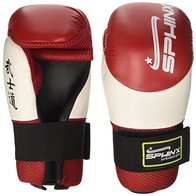 Kenneth J Lane Sphinx Pro Fight II Guantes Semi – Contact, Unisex Adulto, Pro Fight II, Rojo, Medium