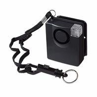 Alarma IIIT de Defender, para defensa personal de 143 dBs, aprobada por la policía
