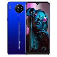 Teléfono Móvil Libres 4G, Blackview A80S Smartphone Libre,4GB+ 64GB, Android 10 Octa-Core, 6.21'' HD+ IPS Water-Drop Screen Smartphone Barato, 4200mAh, 13MP+5MP, Dual SIM/GPS/Face ID