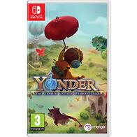 Yonder. The Cloud Catcher Chronicles - Nintendo Switch