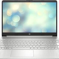 HP 15s-fq2041ns - Ordenador portátil de 15.6'' FullHD (Intel Core i5-1135G7, 16GB de RAM, 512GB SSD, Intel Iris Xe, Sin sistema operativo) Plata - teclado QWERTY Español