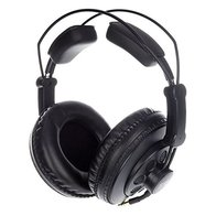 Superlux HD668B Auriculares de Estudio Pro 256 Ohm, Negro