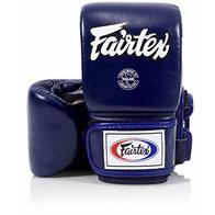 Fairtex Muay Thai - Guantes para bolso TGO3 (superSparring), color azul