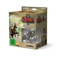 The Legend Of Zelda: Twilight Princess + amiibo Wolf Link + CD