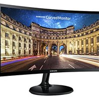 Samsung C27F390FHU - Monitor para PC Desktop (Full HD, 68,6 cm (27''), 1920 x 1080 Pixeles, LCD, 4 ms, 250 cd/m², Negro)