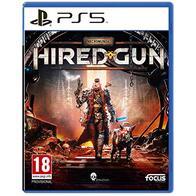 Necromunda: Hired Gun PS5 ESP