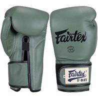 Fairtex F-Day BGV11 Gloves - Muay Thai Kickboxing MMA Training Boxing Equipment Gear For Martial Art-14oz Guantes De Boxeo