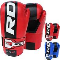 RDX Guantes De Contacto Semi Patada TKD Muay Thai Boxeo MMA Karate Taekwondo