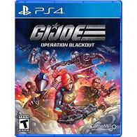 GI JOE Operation Blackout for PlayStation 4 [USA]
