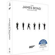 Bond Pack 24 Bd Col.Completa (Incluye Spectre) [Blu-ray]