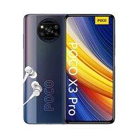 """POCO X3 Pro, Smartphone 8+256 GB, 6,67"""" 120 Hz FHD+ DotDisplay, Snapdragon 860, cámara cuádruple de 48 MP, 5160 mAh, Negro Fantasma (versión ES/PT)"""