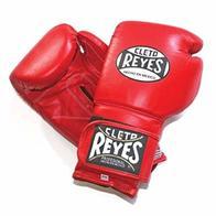 Guantes de boxeo CLETO REYES Wrap Around Sparring Guantes rojo 12 oz 14 oz 16 oz 16 oz 14 oz (14 oz)