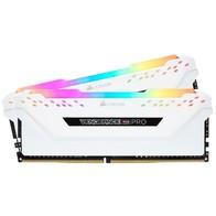 Corsair Vengeance RGB Pro DDR4 3000 PC4-24000 16GB 2x8GB CL15 Blanco