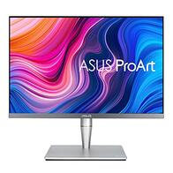 ASUS ProArt PA24AC - Monitor Profesional de 24'' FHD (1920x1200,WUXGA, HDR10, USB-C Port 60W, HDMI, DP, 100% RGB) Plata