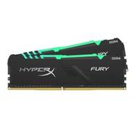 Kingston HyperX Fury RGB 32GB DDR4 3200Mhz PC-25600 (2x16GB) CL16