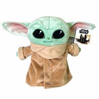 Simba Star Wars The Child-Mandalorian-Baby Yoda Peluche Extra Suave 25 cm, Licencia Oficial Disney 6315875778
