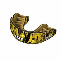 Opro Power-Fit Sports Mouthguard, Adultos Unisex, UFC Negro/Oro