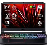 Acer Nitro 5 AN515-55 - Ordenador Portátil Gaming 15.6'' Full HD, Gaming Laptop (Intel Core i5-10300H, 16GB RAM, 512GB SSD, Nvidia RTX2060, Sin Sistema Operativo), PC Portátil Negro - Teclado QWERTY