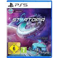Spacebase Startopia (PlayStation PS5)
