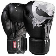 Hayabusa   Guantes de boxeo   Marvel Hero Elite Series, 16oz, The Punisher