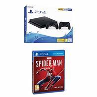 Playstation 4 (PS4) - Consola 500 Gb + 2 Mandos Dual Shock 4 (Edición Exclusiva Amazon) - nuevo chasis F + Marvel's Spiderman