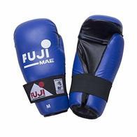 Fuji Mae Itf Aprobado Taekwondo Punto Sparring Guantes Azul - Azul, Large