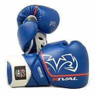 Rival - Guantes de boxeo RS1 Ultra Sparring 2.0, color azul, color azul, tamaño 454 g