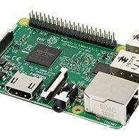 Melopero Raspberry Pi 3 Model B, CPU Quad Core 1,2GHz Broadcom BCM2837 64bit , 1GB RAM, WiFi, Bluetooth BLE, plata