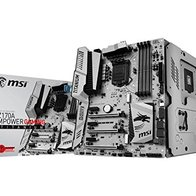 MSI Z170A Mpower Titanium - Placa Base Gaming (Intel 1151, 4xDDR4-3600, 6xSATA3, 6xUSB2.0, 9xUSB3.0, HDMI,DVI) Color Negro