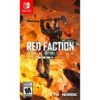 Red Faction Guerilla Re-Mars-Tered for Nintendo Switch [USA]