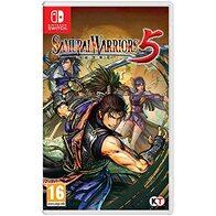 Samurai Warriors 5 Switch IT/ESP