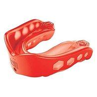 Shock Doctor Gel MAX - Férula Dental para Rugby, Color Rojo (Red) - Adulto
